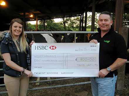Young Farmer scoops national prize
