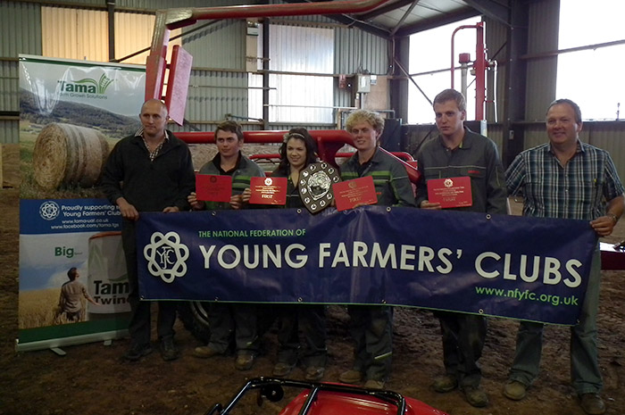 The National Federation of Young Farmers' Clubs
