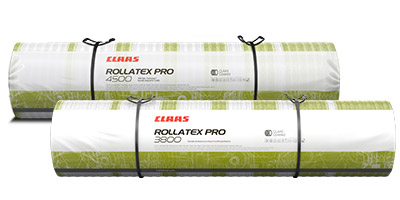 CLAAS Rollatex Pro 4500 and 3800 Rolls