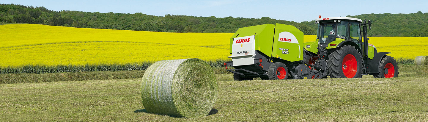 CLAAS Rollatex<sup>®</sup> Pro 4500m and 3800m