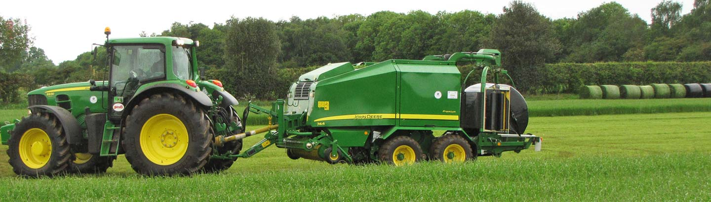 John Deere XtraFilm Stretch Wrap