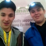 Young Farmers praised by Tama at Lamma