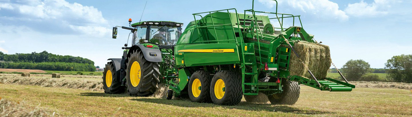John Deere Big Spool Type 72