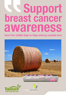 Tama Breast Cancer Awareness