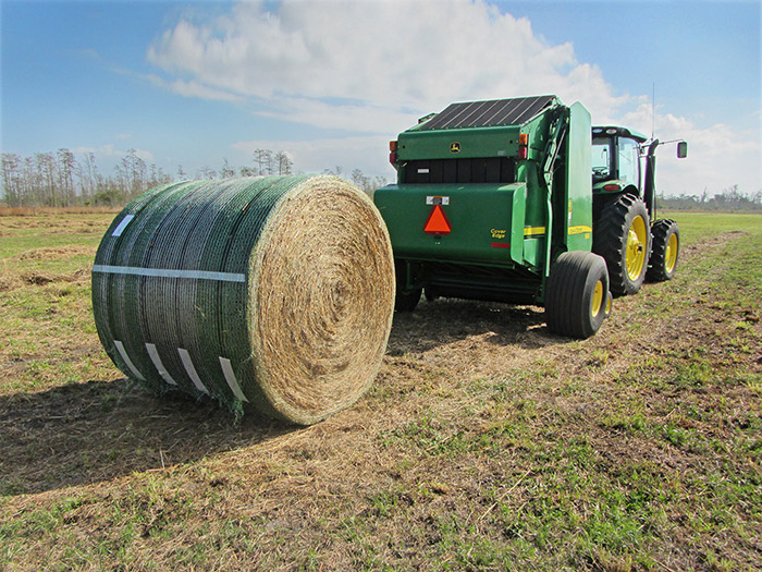 John Deere B-Wrap® | Tama UAT United Kingdom
