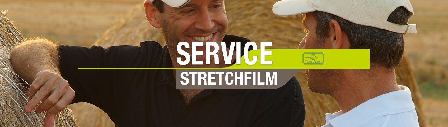 Tama Assist Service Stretchfilm Main