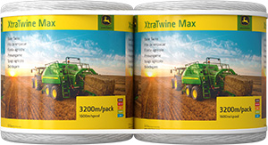 JD XtraTwine Max 3200 pack