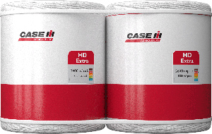 CASE HD Extra 2600m pack white