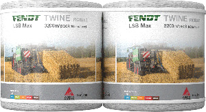FENDT LSB Max 3200m pack white