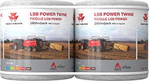 MF LSB Power 2800 pack