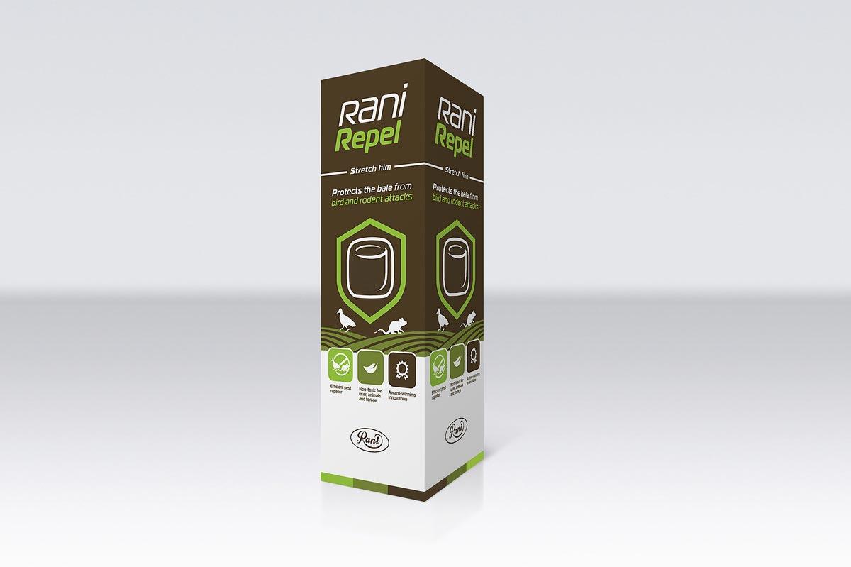 RaniRepel Packaging