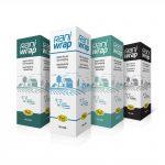 RaniWrap Packaging White