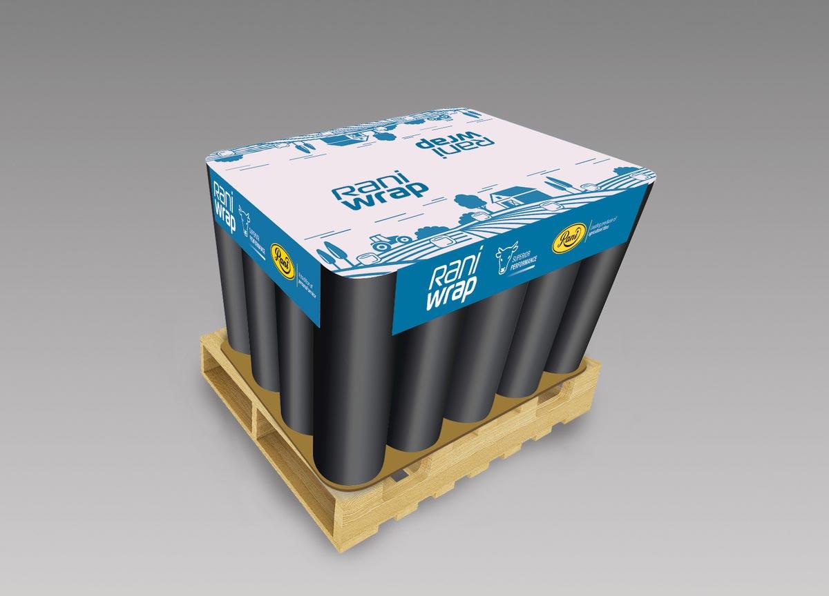 Rani Easy Pack black rolls